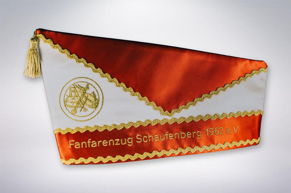Zander Papier & Pokale Referenzen Mütze Fanfarenzug Schaufenberg