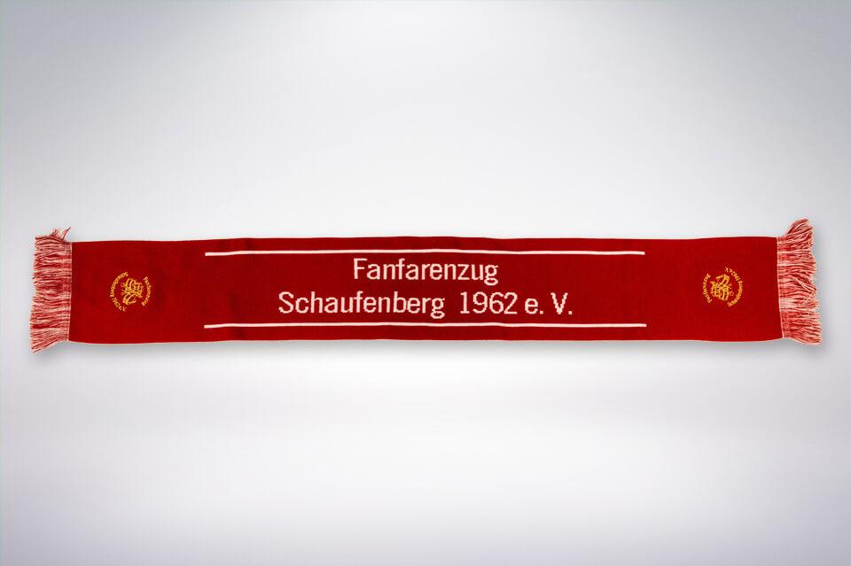 Zander Papier & Pokale Referenzen Schal Fanfarenzug Schaufenberg